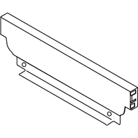 Z30N539S.6 TANDEMBOX Schienale