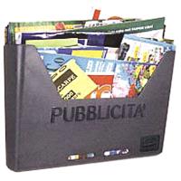 CASSETTA PER PUBBLICITA