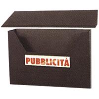 CASSETTA X PUBBLICITA
