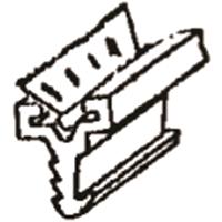 SPAZZOLINO mt2,60 A219/10 mm10