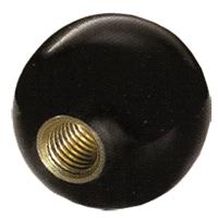 POMOLO A SFERA Ømm35 PLAST.