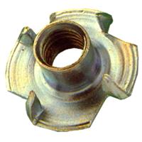 DADO SICUR A 4 PUNTE M6x9