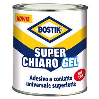 ADESIVO SUPERCHIARO GEL A