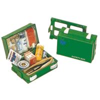 CASSETTA SAFETY BOX 2